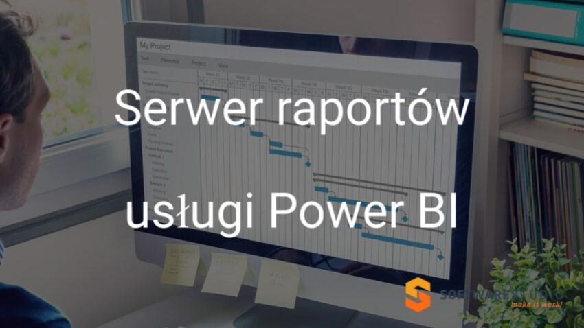 serwer raportów usługi power bi