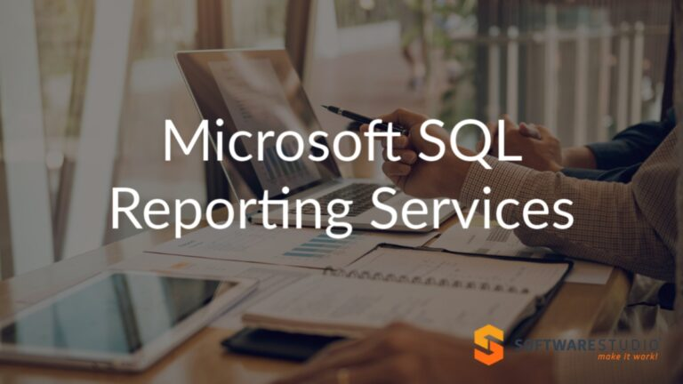 microsoft SQL reportiing services